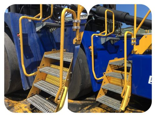 Equipment Washing at Truck Washing Brisbane Company Commercial Fleet Solutions